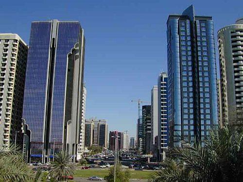 Emiraty Arabskie wycieczki Abu Dhabi