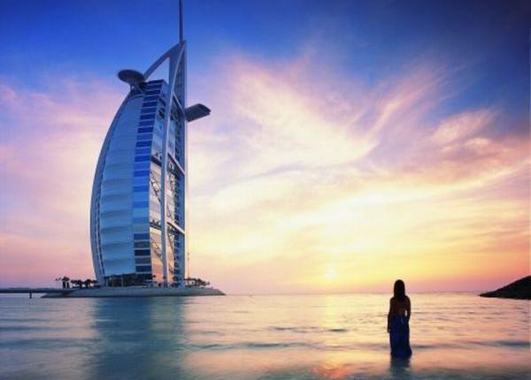 Dubai burj al arab wakacje z TOP TRAVEL