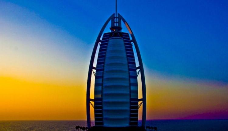 Dubai burj al arab wycieczki z TOP TRAVEL