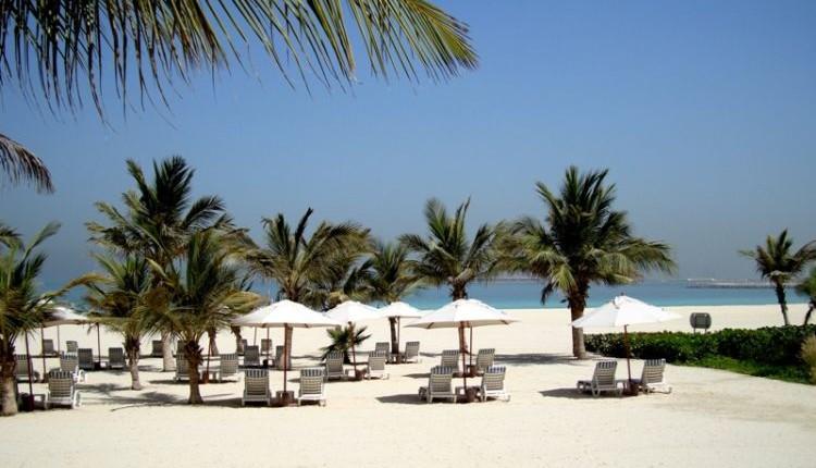 Emiraty Arabskie wycieczki Dubai plaże