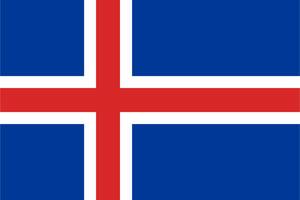 Flaga Islandia Pogoda, waluta, wiza,szczepienia i inne informacje praktyczne