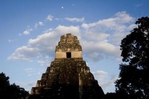 Gwatemala wycieczka Tikal