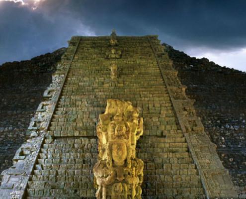 Honduras Majowie. wycieczki wakacje podróże indywidualne z TOP TRAVEL