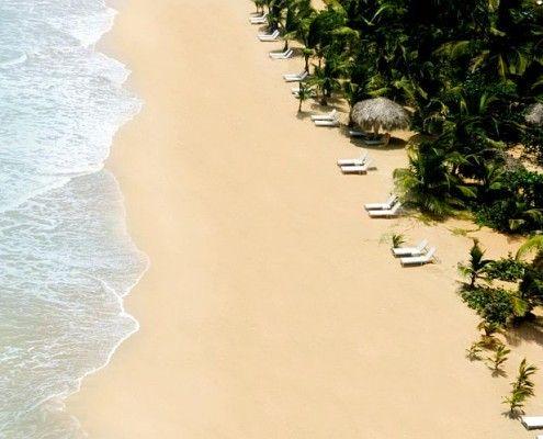 Plaże Dominikana hotel Sivory Punta Cana