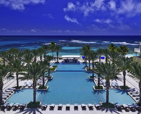 wczasy Saint Martin Hotel Westin Karaiby wakacje