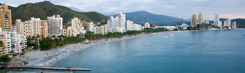 Kolumbia wakacje El rodader