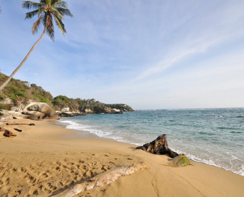 Kolumbia wycieczka plaże