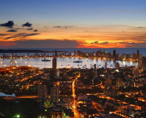 Kolumbia wycieczki