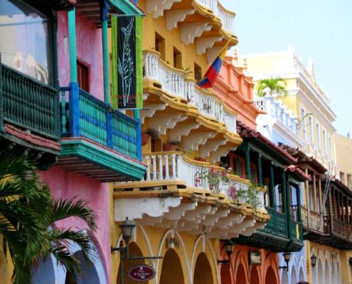 Kolumbia wakacje