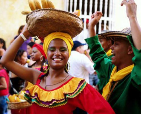 Kolumbia wczasy