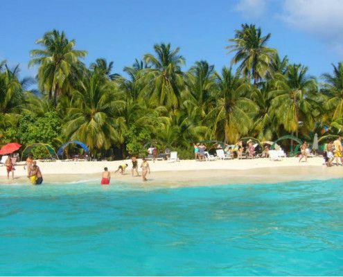 Kolumbia wczasy plaże