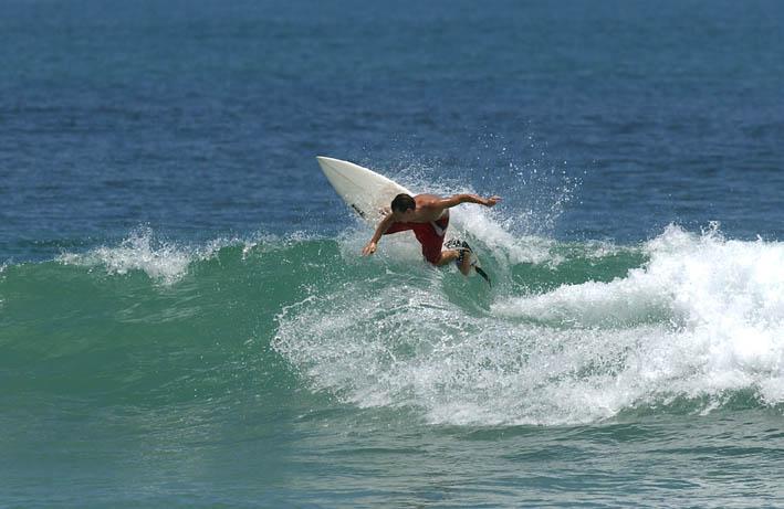 Kostaryka atrakcje surfing GUANACASTE. Kostaryka surfing
