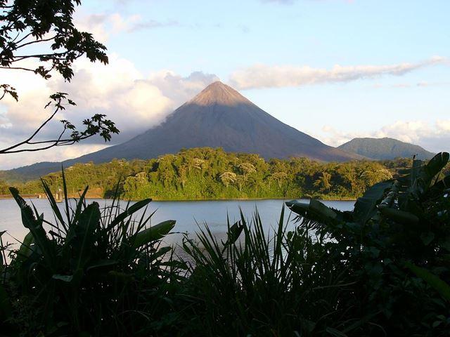 Kostaryka wycieczki - wulkan