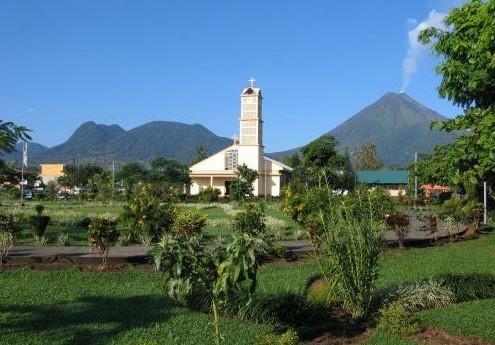 Kostaryka wulkan Arenal