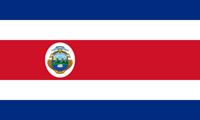 Kostaryka pogoda / klimat / temperatura podróże flaga / informacje praktyczne klimat pogoda wiza waluta wtyczki szczepienia