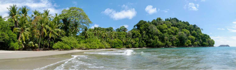 Kostaryka wczasy wycieczki. TOP TRAVEL zaprasza na piękne plaże Kostaryki
