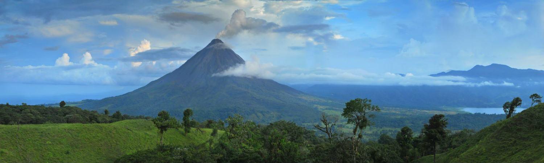 Kostaryka wycieczki indywidualne Wulkan Poas, Arenal