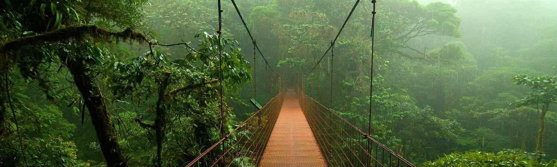 Kostaryka Wakacje - Ekskluzywne wycieczki stacjonarne i objazdowe Kostaryka