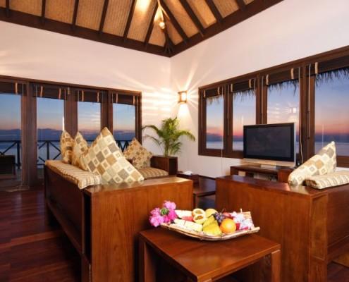 Malediwy ekskluzywne wakacje hotel bandos
