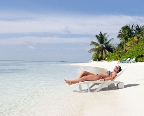 Malediwy wakacje hotel bandos
