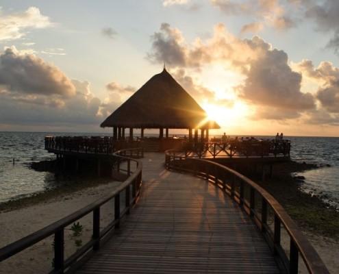 Malediwy wakacje hotel bandos ocean