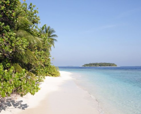 Malediwy wakacje hotel bandos plaże