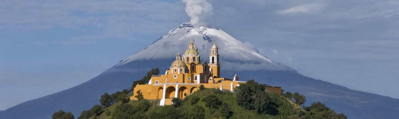 Meksyk wakacje Pue Cholula