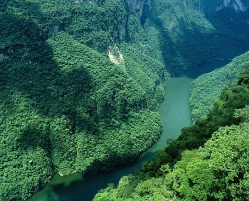 Meksyk trekking. wakacje dla aktywnych