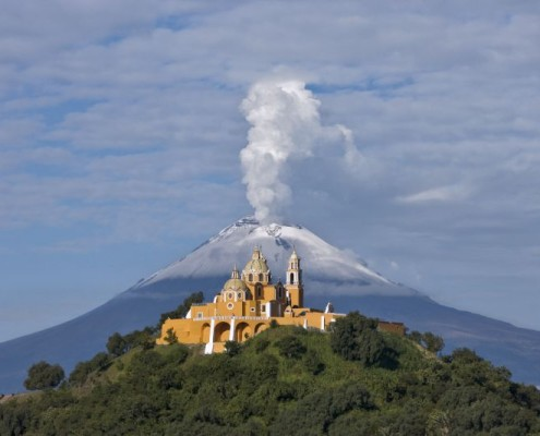 Meksyk wycieczki wulkany