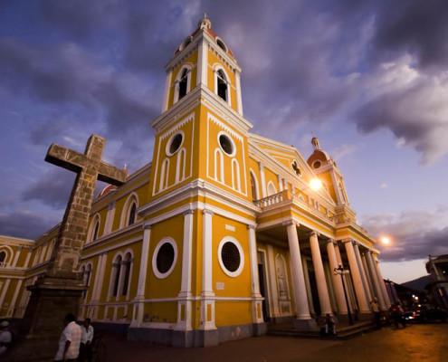 Nikaragua podróże