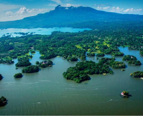 Nikaragua wulkany