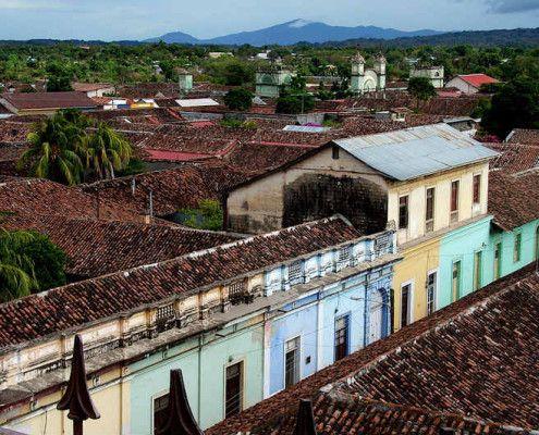 Wakacje Nikaragua Granada