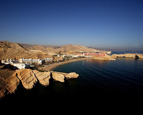 Oman Hotel Shangri-La's Barr Al Jissah Resort & Spa