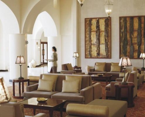 Oman Al Waha Lobby Lounge II