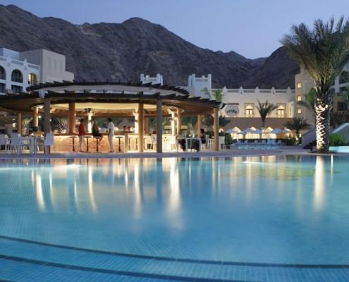 Oman Muskat Assira Pool Bar (Al Waha)