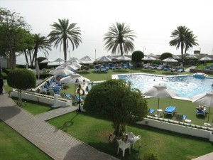 Oman wczasy Muskat Hotel Crowne plaza. Oman wyjazdy firmowe
