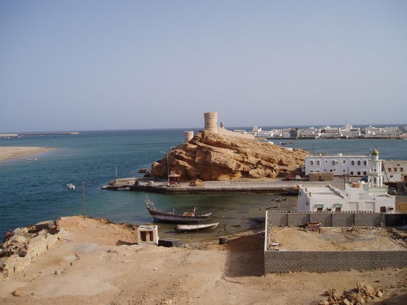 Oman atrakcje Sur