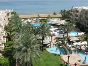 Luksusowe Wczasy Oman hotel Grand Hyatt Muskat
