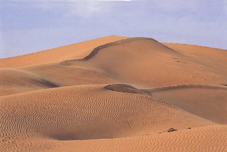 Atrakcje Oman wycieczka pustynia wahiba
