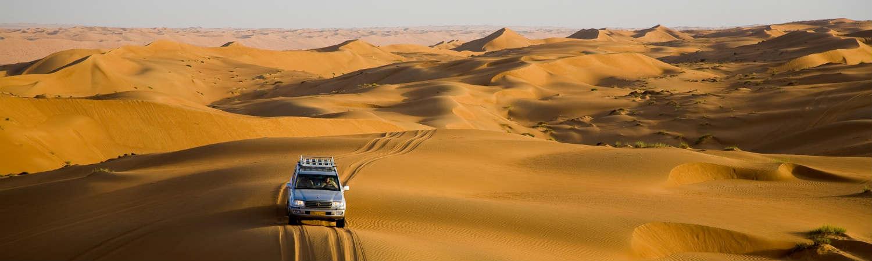 Wakacje Oman Safari