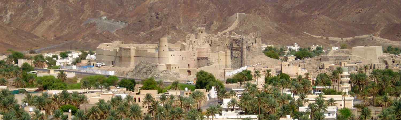 Oman wycieczka indywidualna
