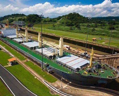 Panama wycieczka kanał panamski.