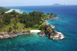 Seszele spokojne wakacje Hotel Labriz. Wyspa SILHOUETTE
