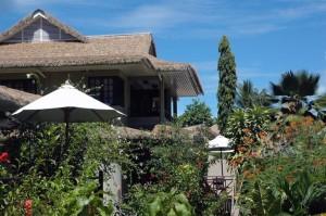 Seszele La Digue wakacje hotel Orangerie